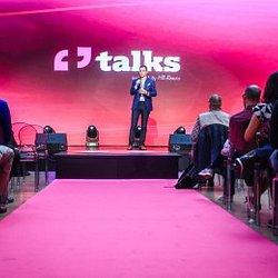 Újra Talks konferencia Budapesten!