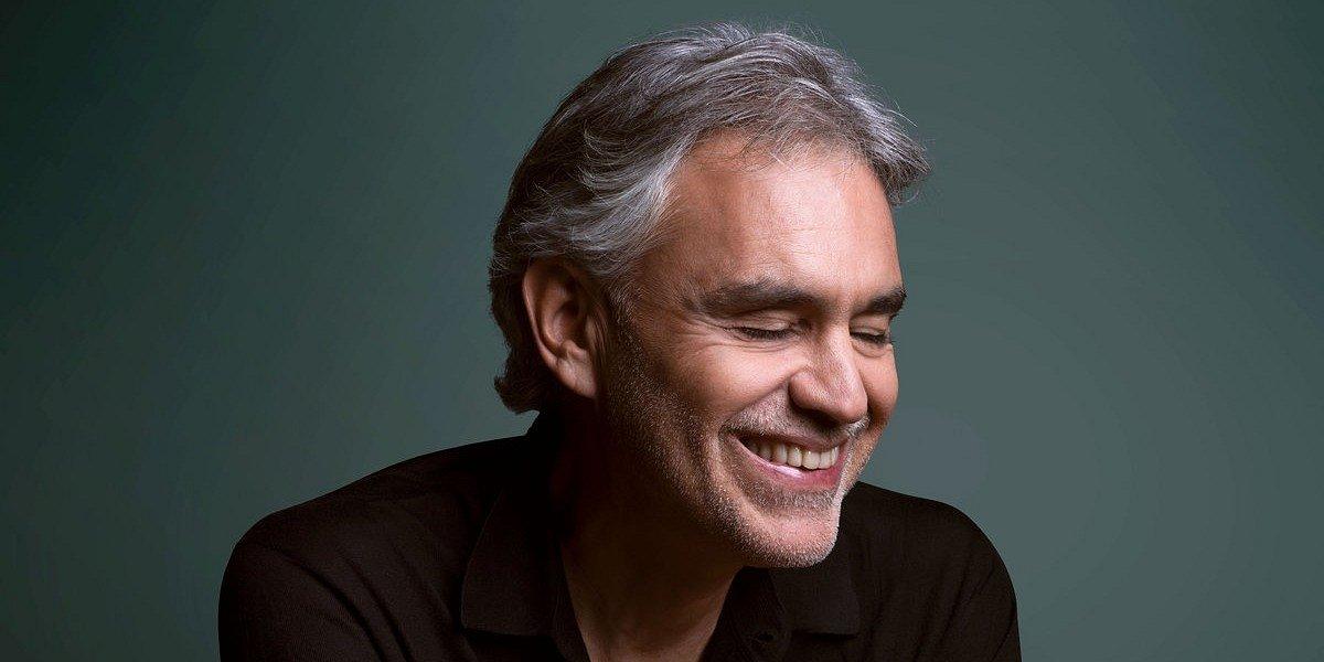 Andrea Bocelli zaśpiewa na PGE Narodowym w Warszawie