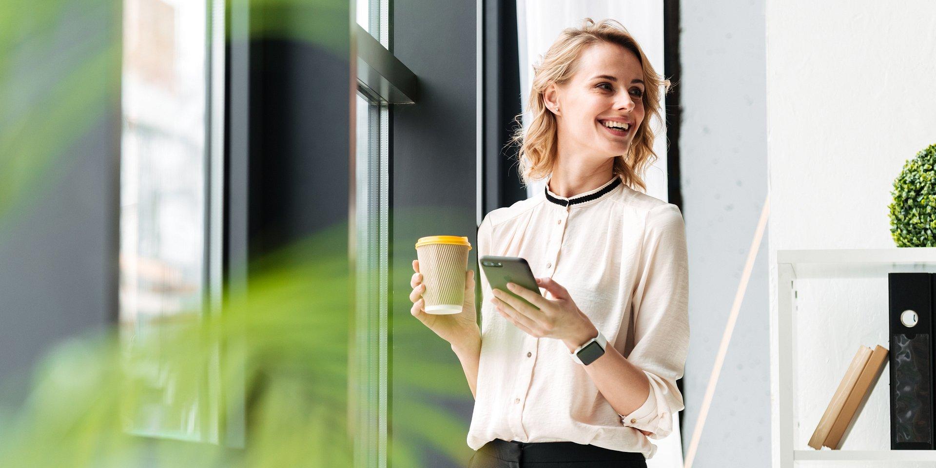 Biurowy wellbeing – jak czuć się dobrze w pracy?