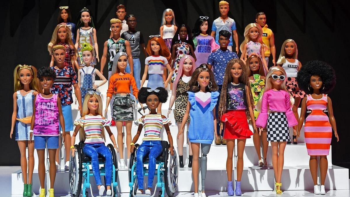Barbie wyróżniona podczas modowych Oskarów - Fashion Awards 2019