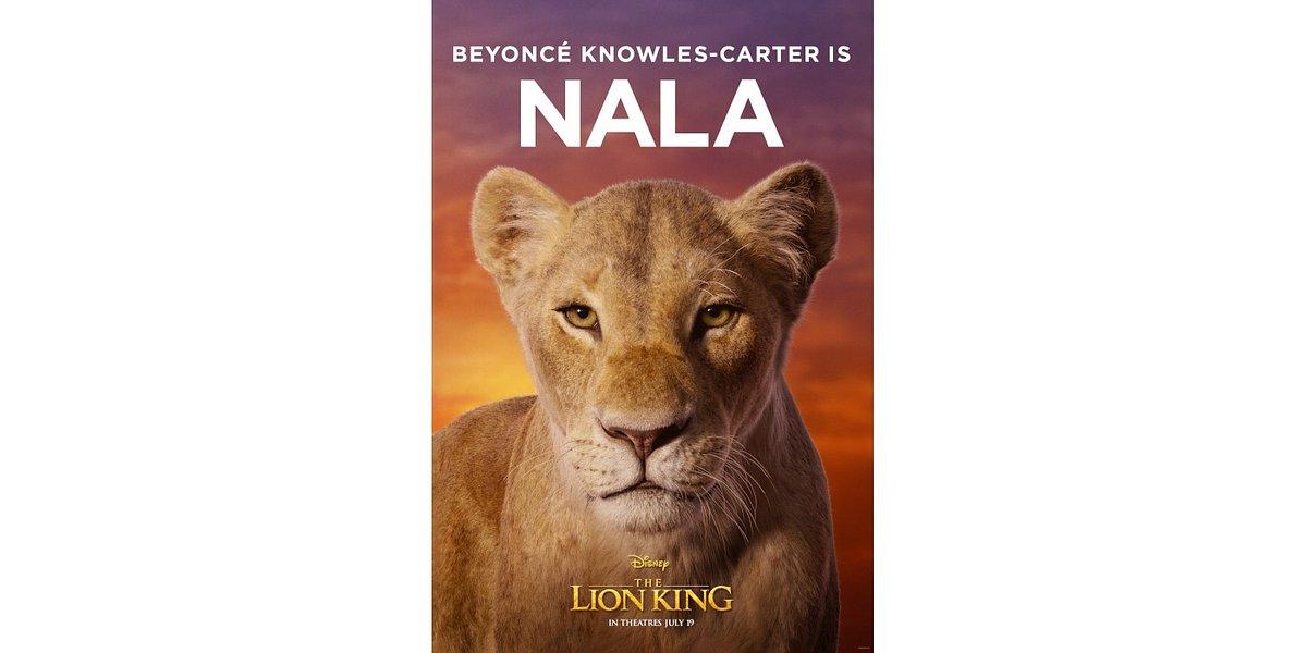 Beyoncé przemówiła lwim głosem!