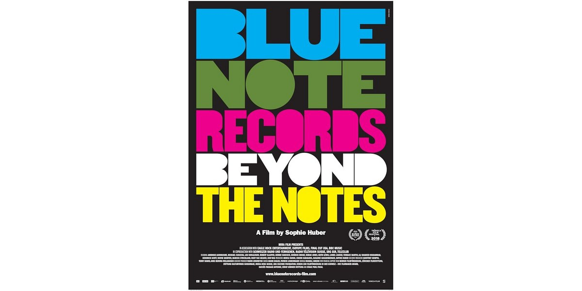 """Blue Note Records: Beyond the Notes"" w kinach i na DVD"
