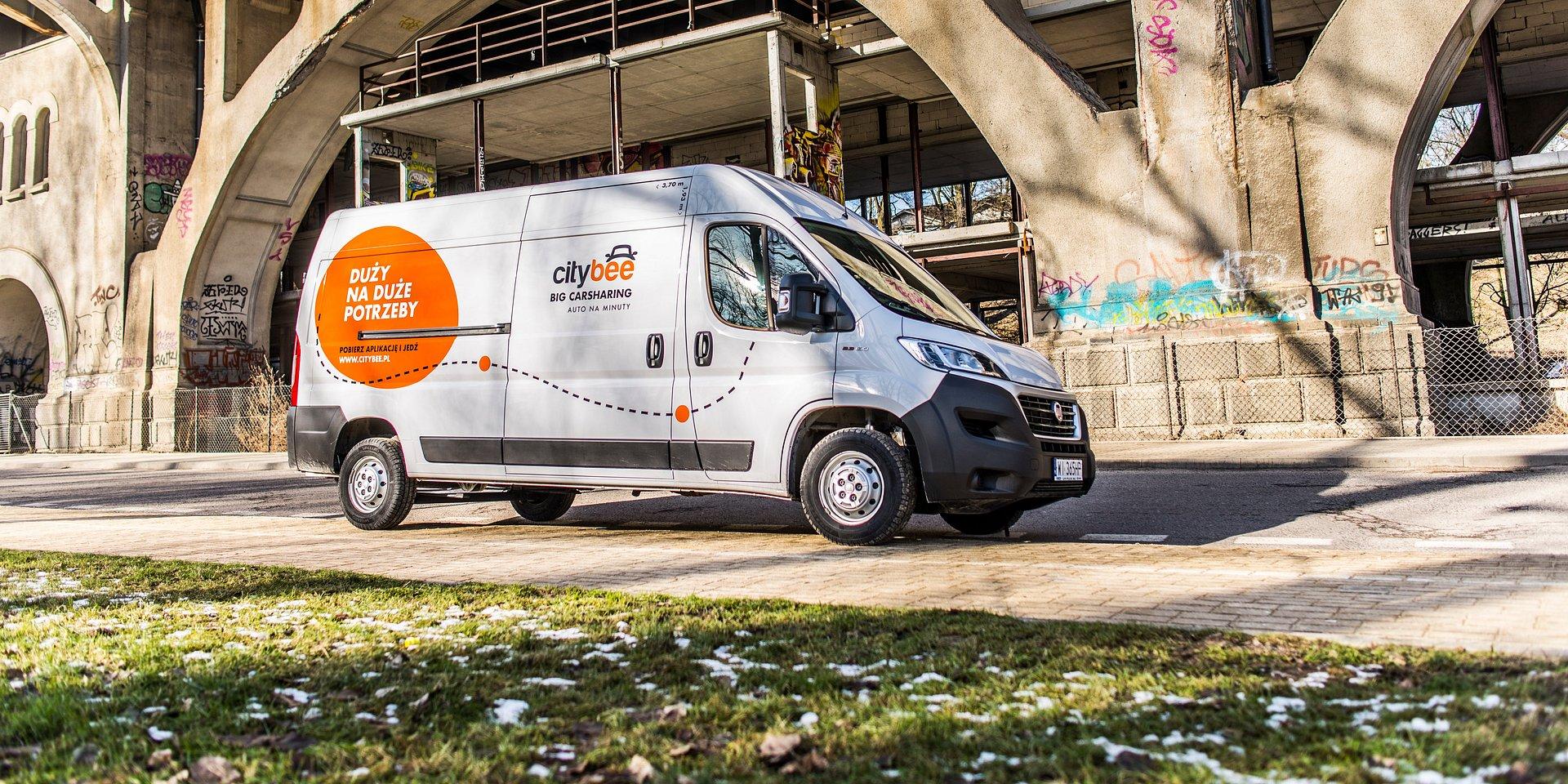 Osiem miesięcy CityBee w Polsce – coraz bliżej kompleksowej usługi shared mobility!