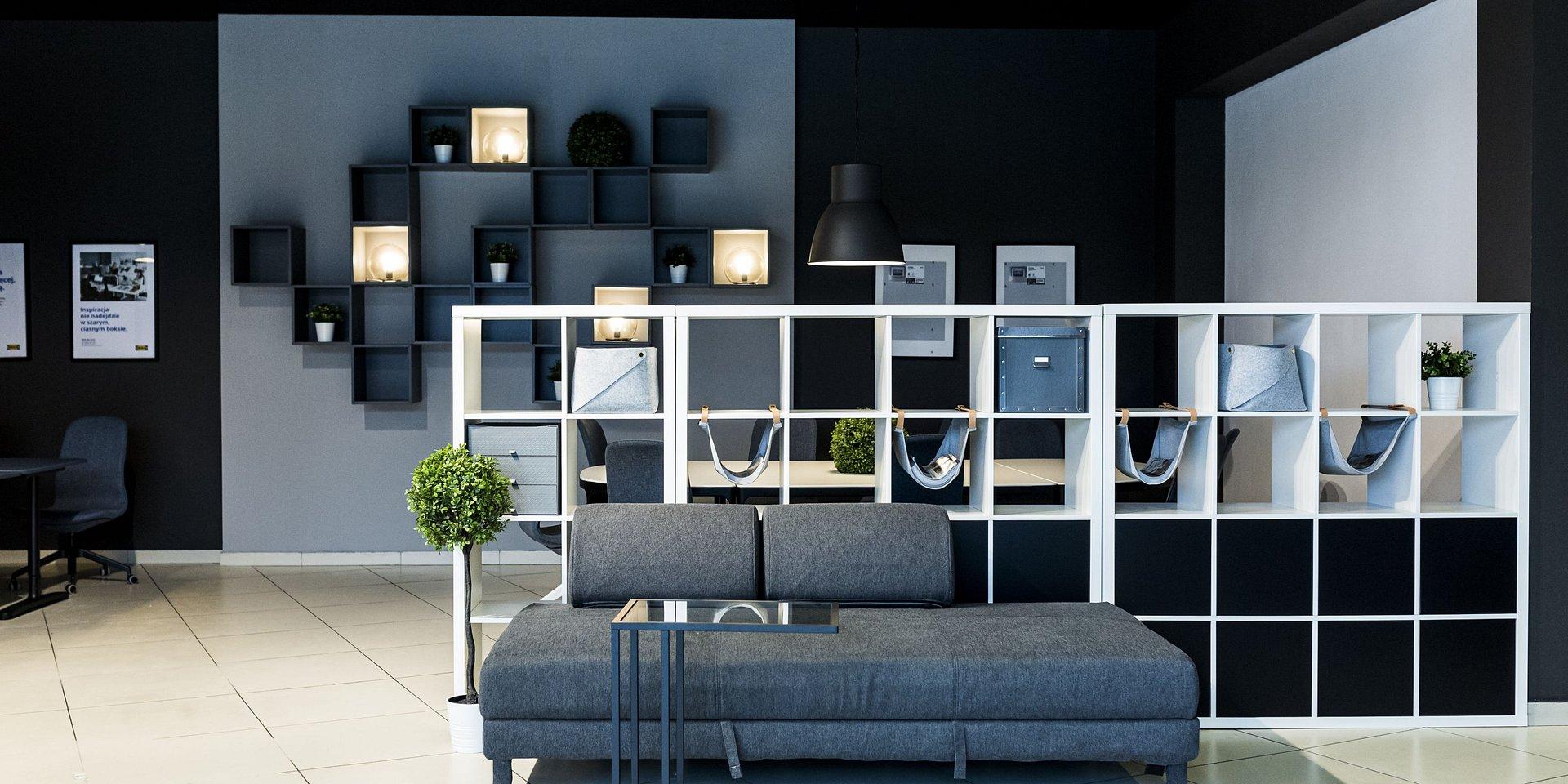 Galeria Katowicka urządziła coworking we współpracy z IKEA