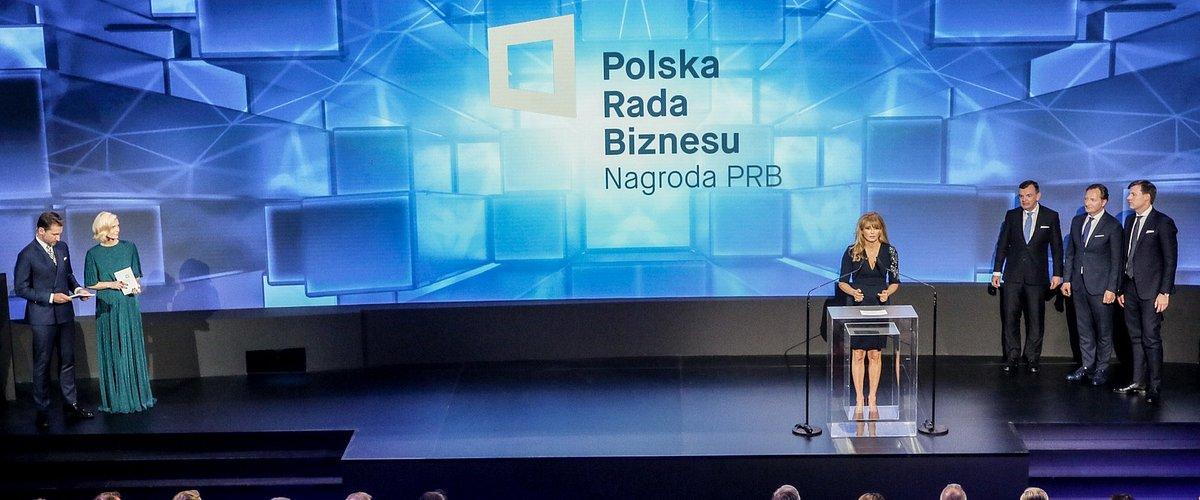 Nagrody Polskiej Rady Biznesu rozdane
