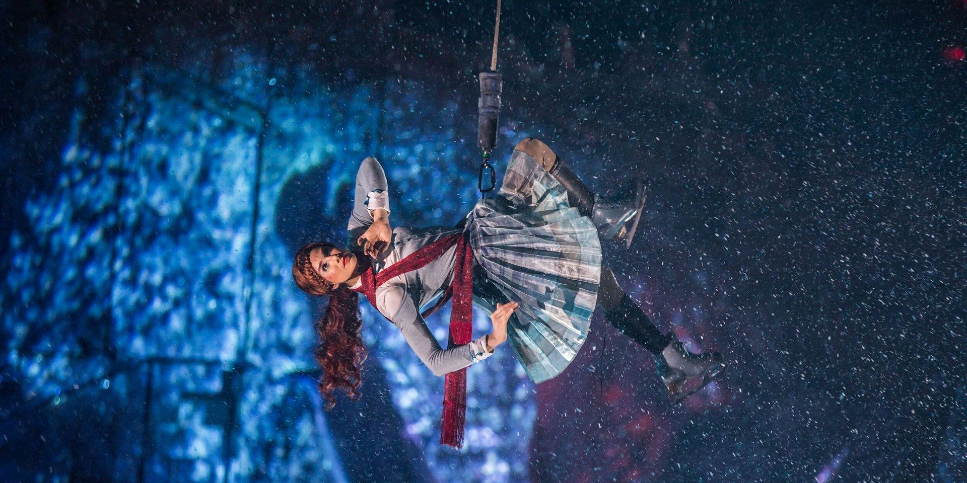 CRYSTAL de Cirque du Soleil llega a Monterrey, Guadalajara y Ciudad de México