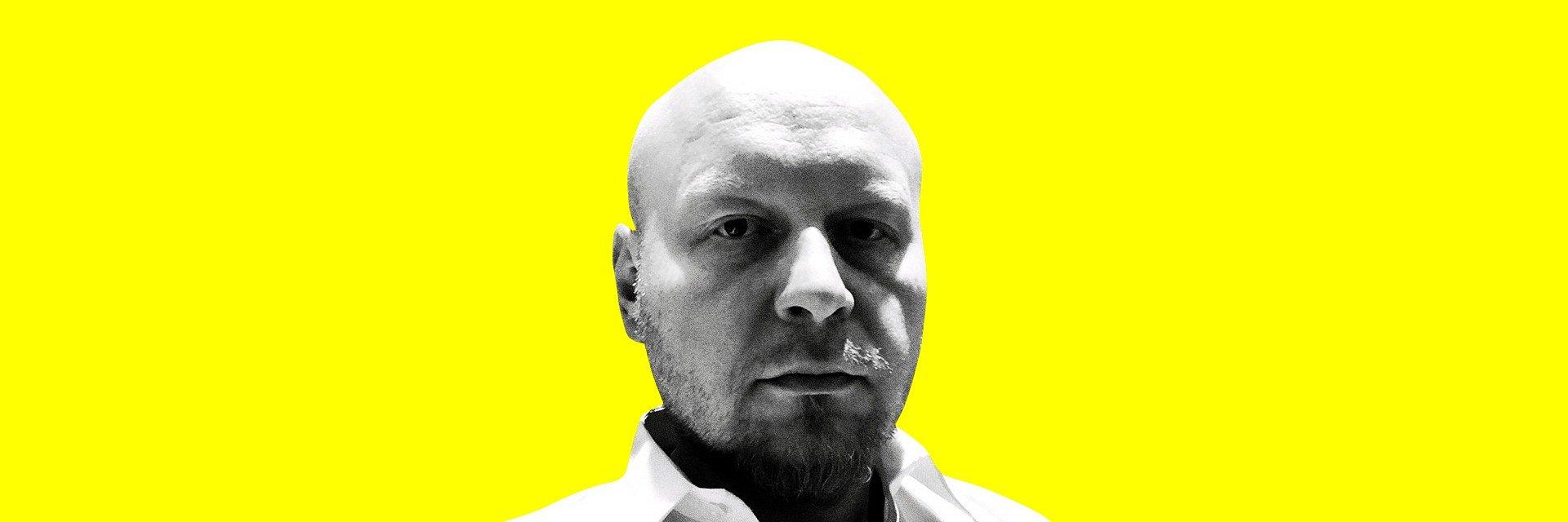 Mariusz Pitura Creative Group Head w Scholz & Friends Warszawa (Grupa S/F)
