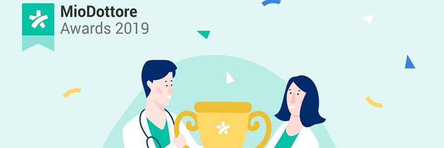 MioDottore Awards 2019: al via la seconda edizione italiana dei premi dedicati ai professionisti della salute più apprezzati da colleghi e pazienti