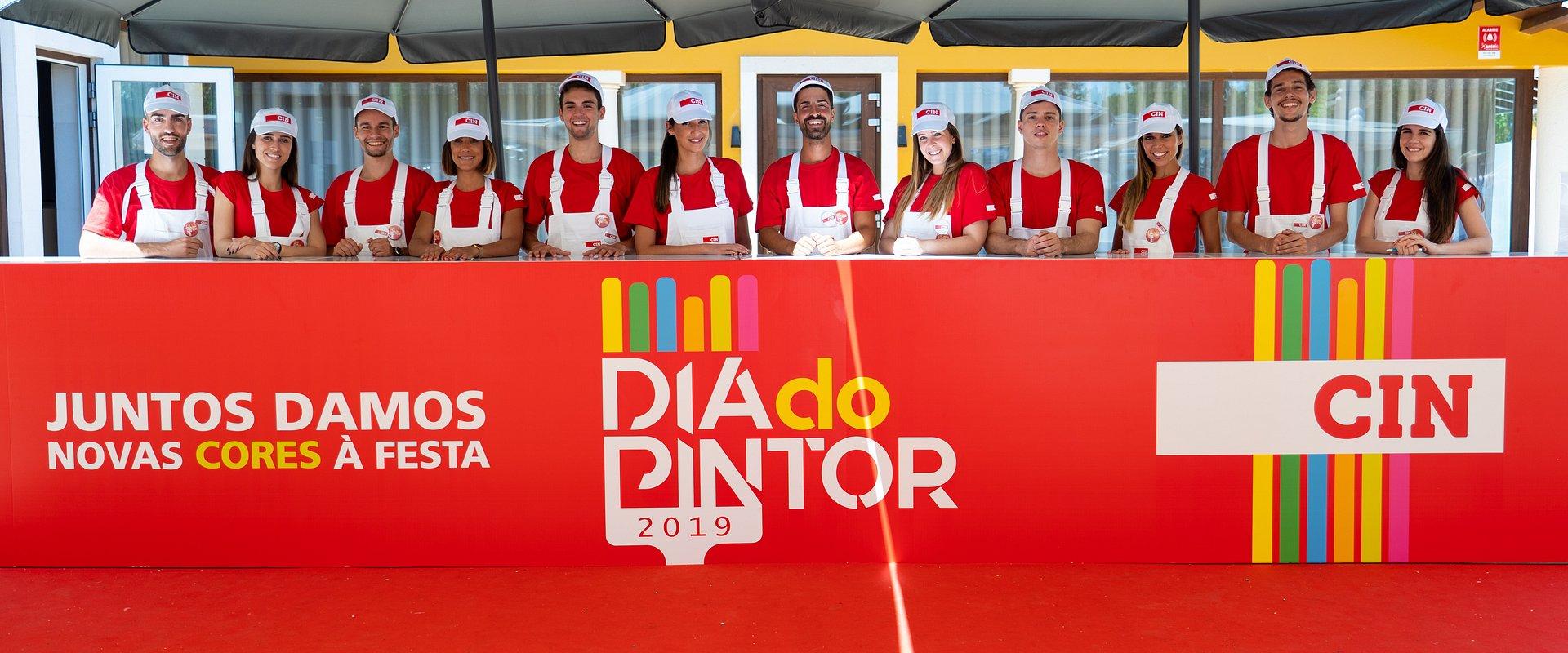 CIN promove Dia do Pintor em Leiria