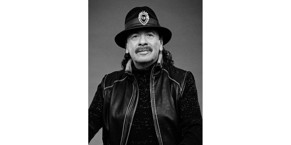 Santana zabiera słuchaczy w niezapomnianą podróż!