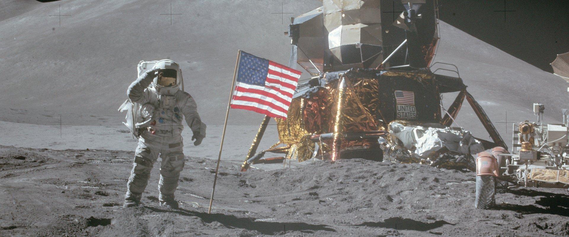 """Kanał National Geographic świętuje 50. rocznicę pierwszego lądowania człowieka na Księżycu. Dokument """"Apollo: droga na Księżyc"""" zabierze widzów w podróż do złotej ery badań kosmicznych"""