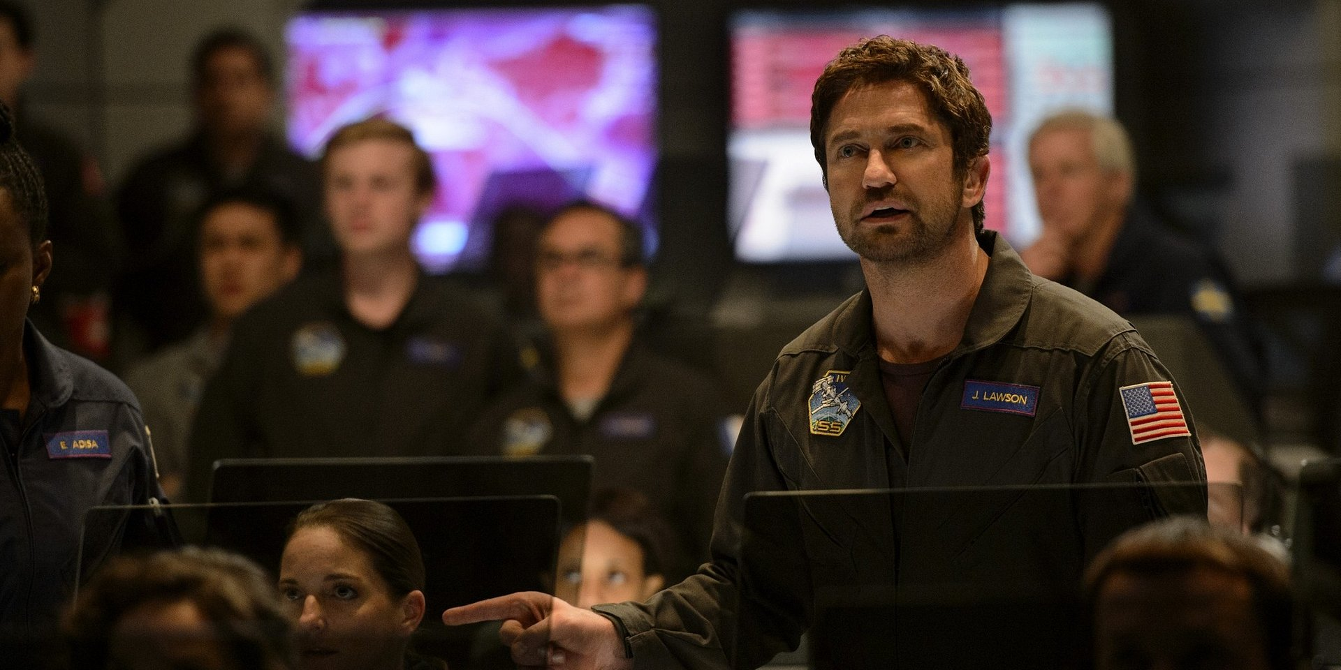 FOX COM ESTREIA DO FILME 'GEOSTORM – AMEAÇA GLOBAL'