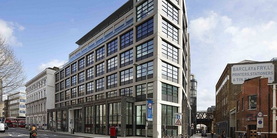 A HB Reavis legújabb londoni fejlesztésébe költözik a CBRE