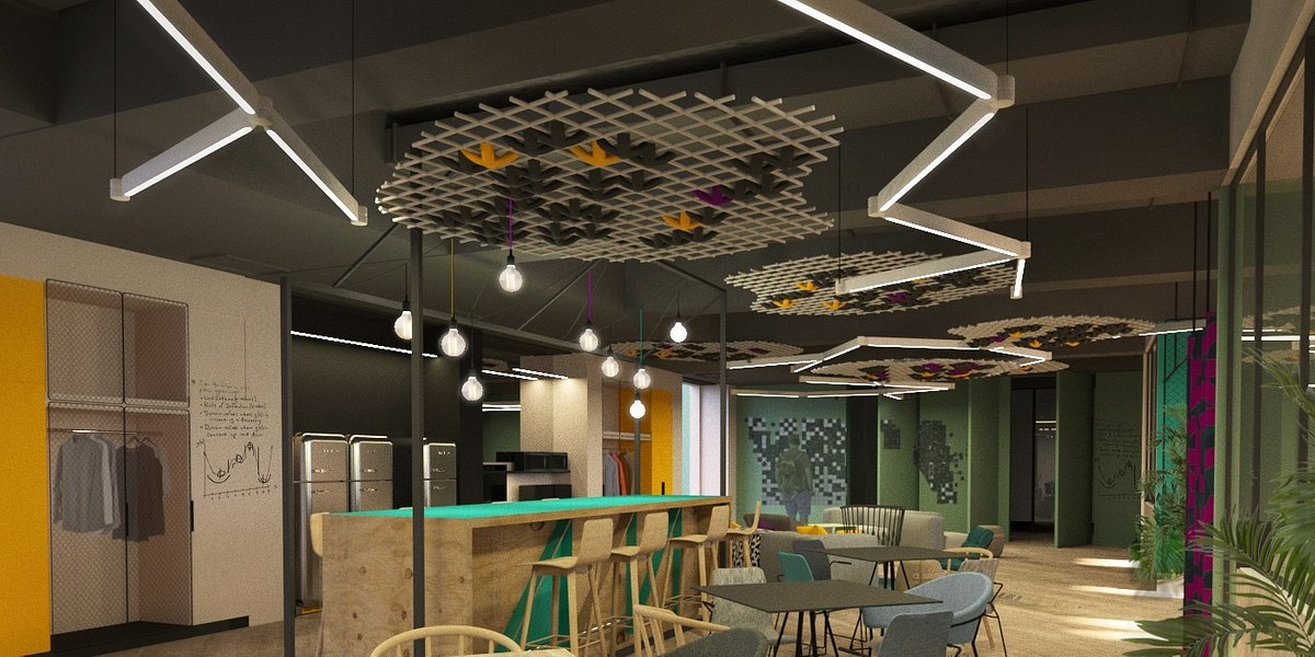 Start-upok, tehetségek és közösségi oktatóprogramok Budapest legújabb co-working irodájában: jön a HubHub