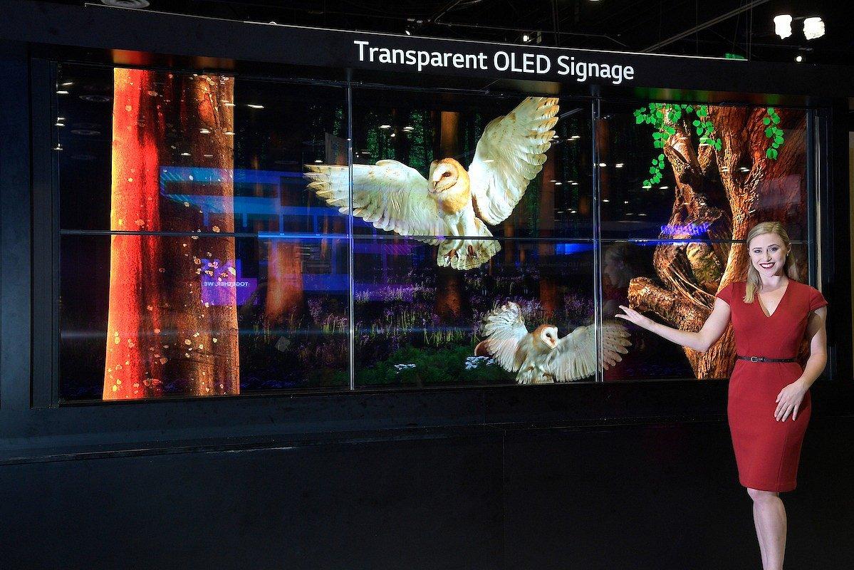 LG pokazało najnowsze rozwiązania dla biznesu, w tym najnowszy panel informacyjno-reklamowy Micro Led