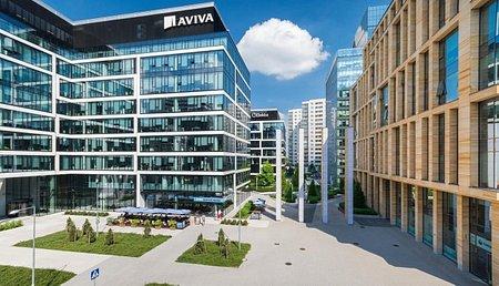 Több mint 200 millió euróért adta el két varsói irodaépületét a HB Reavis
