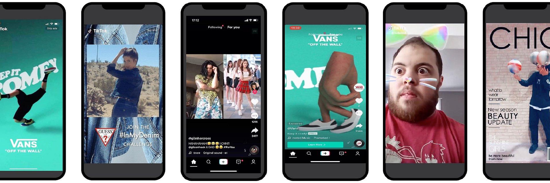 TikTok odkrywa karty - szczegóły nowych formatów reklam