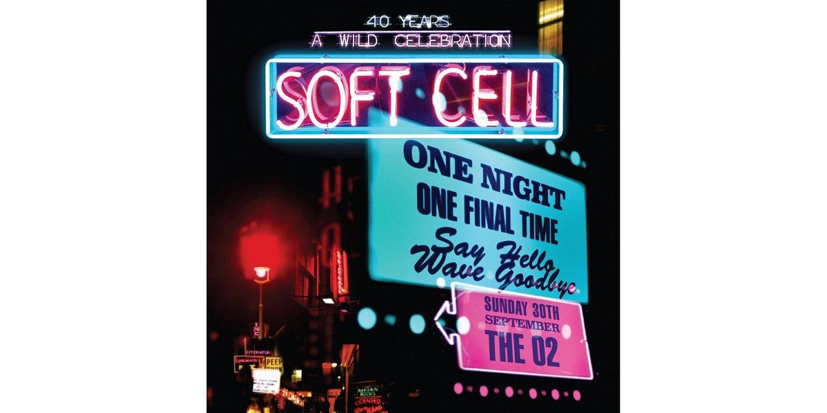 Soft Cell żegna się spektakularnym koncertem