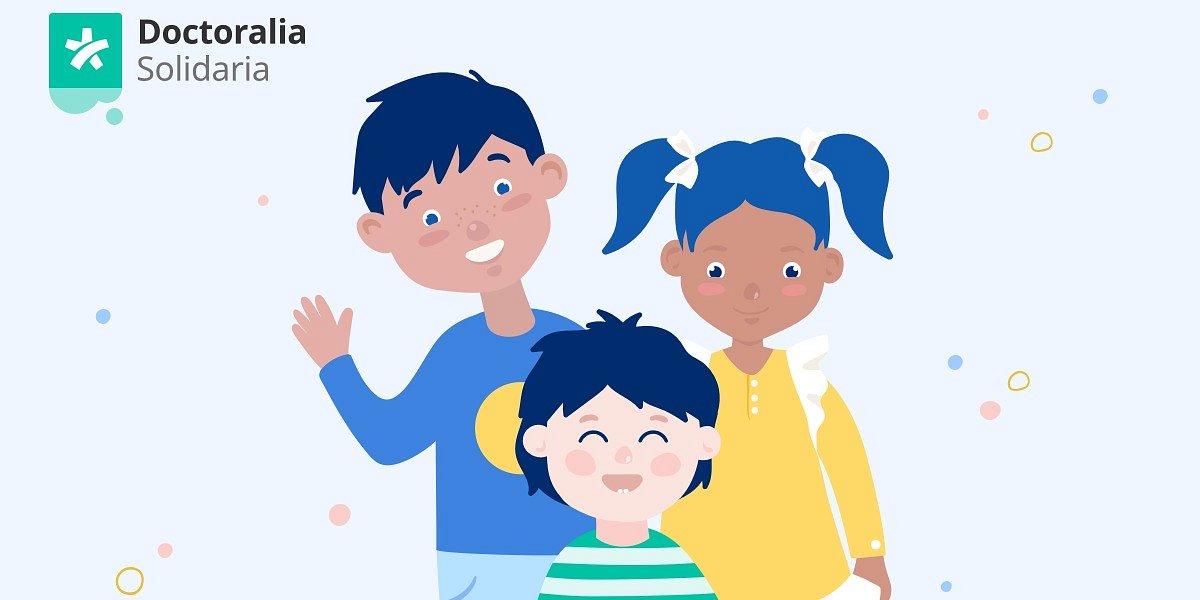 Profesionales en salud infantil ofrecerán primeras visitas gratuitas en mayo