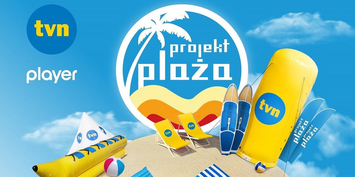 """Lato bez nudy, czyli """"Projekt Plaża"""" w akcji!"""