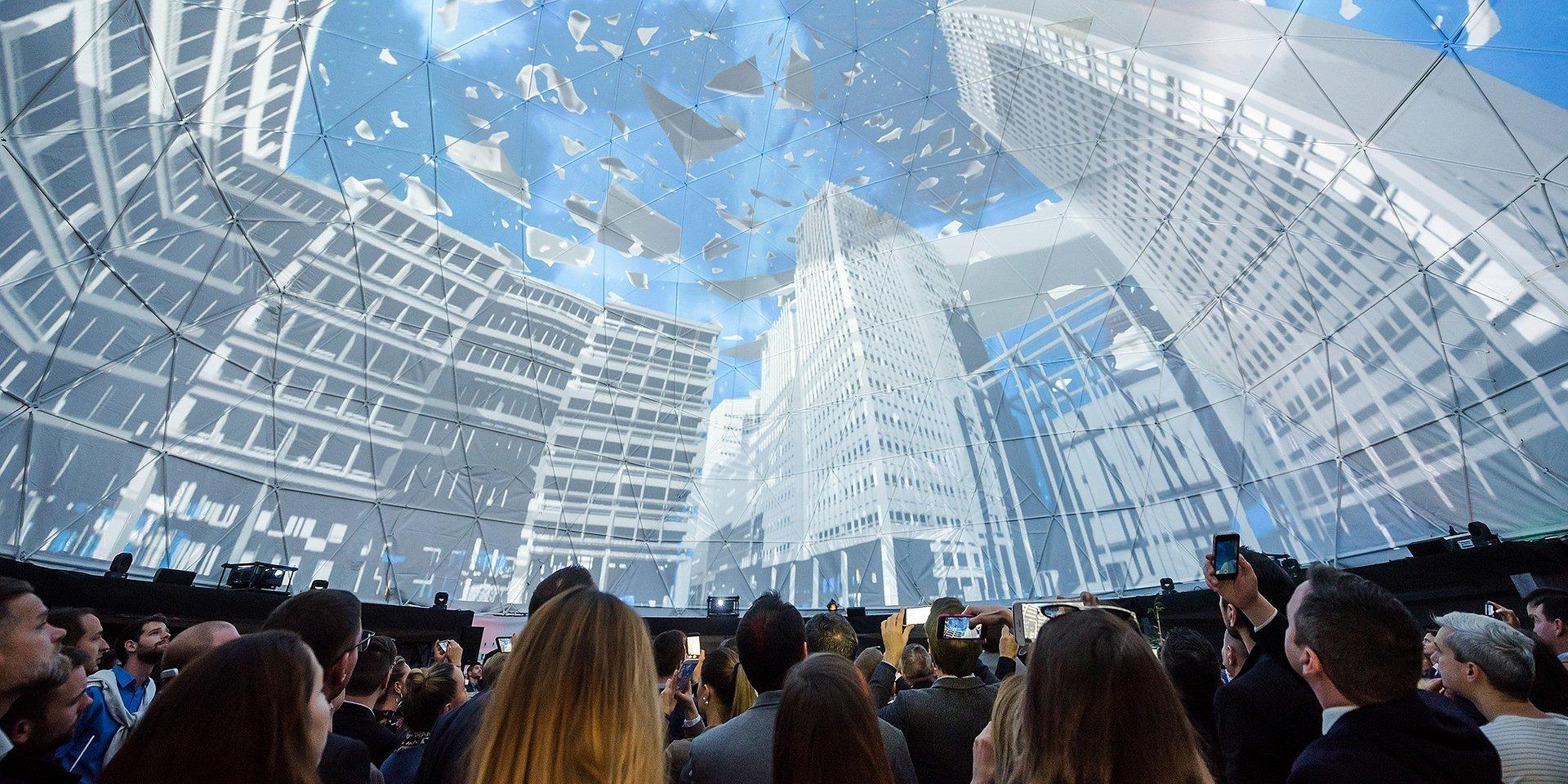 Lezajlott az Agora Budapest rendhagyó alapkőletétele