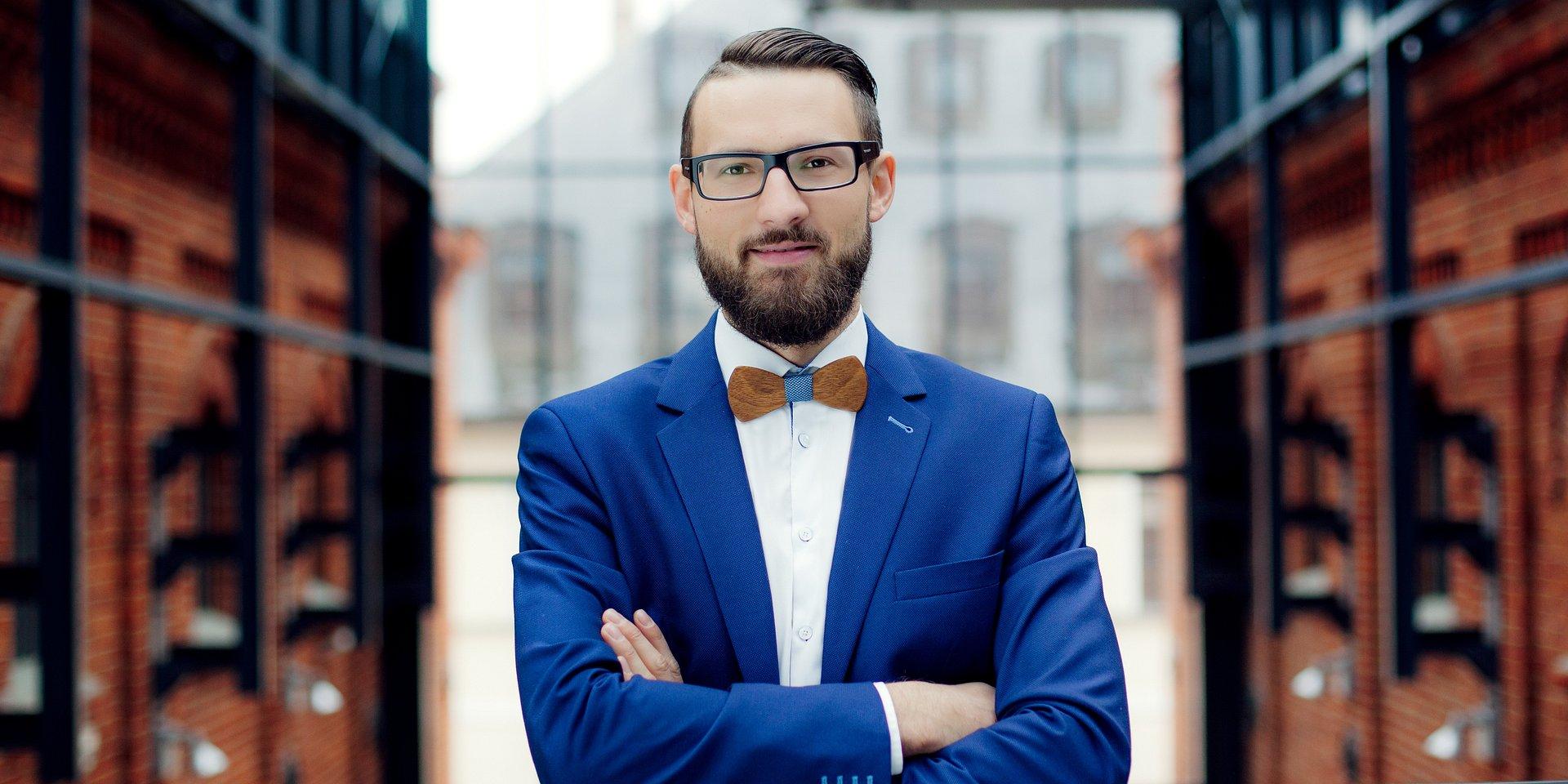 Tomasz Sąsiadek awansuje na stanowisko Co Managing Director w Bluerank