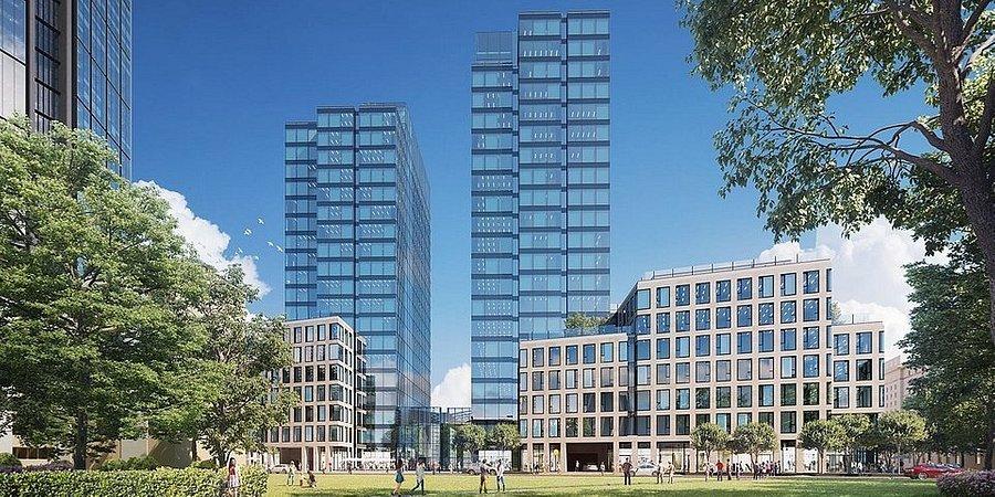 A Varso Place középső épületének 85%-a máris bérlőre talált