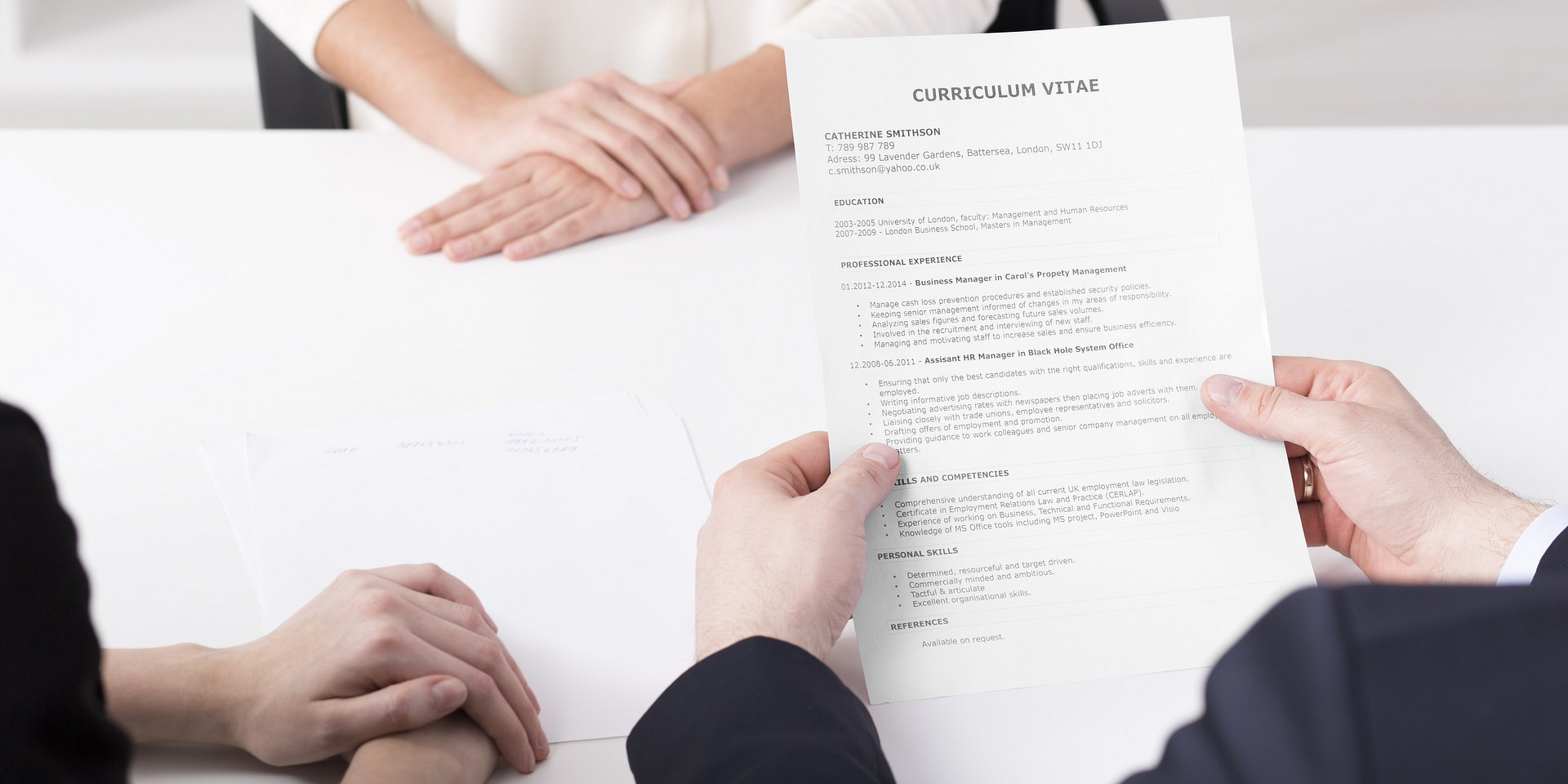 Jak stworzyć profesjonalne CV?