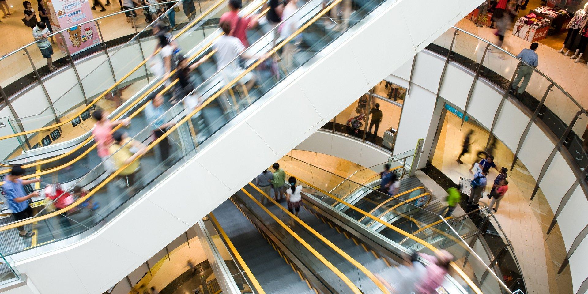 Trzy top trendy na rynku handlowym