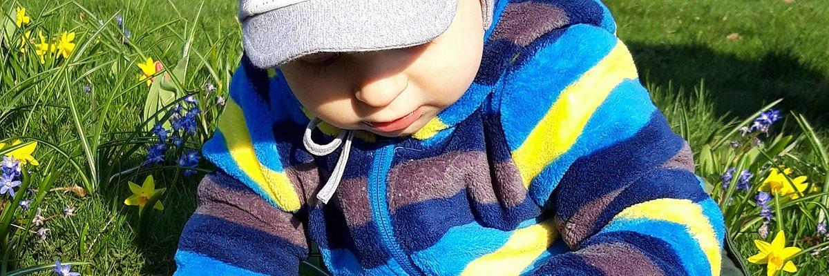 Oskar, 18 miesięcy