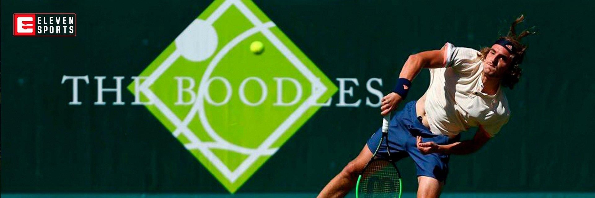 Eleven Sports Portugal garante direitos de transmissão do The Boodles Tennis Challenge