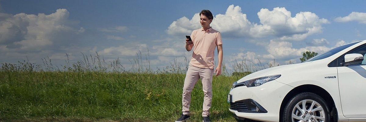 Autocasco na godziny pod marką TERAZ – oferta dla ponad 70% kierowców