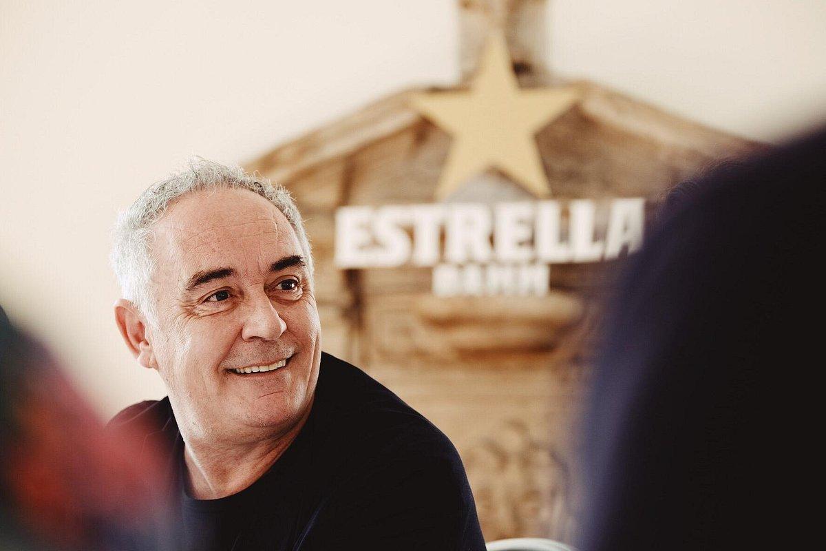 Ferran Adrià partilha a sua herança gastronómica em Lisboa