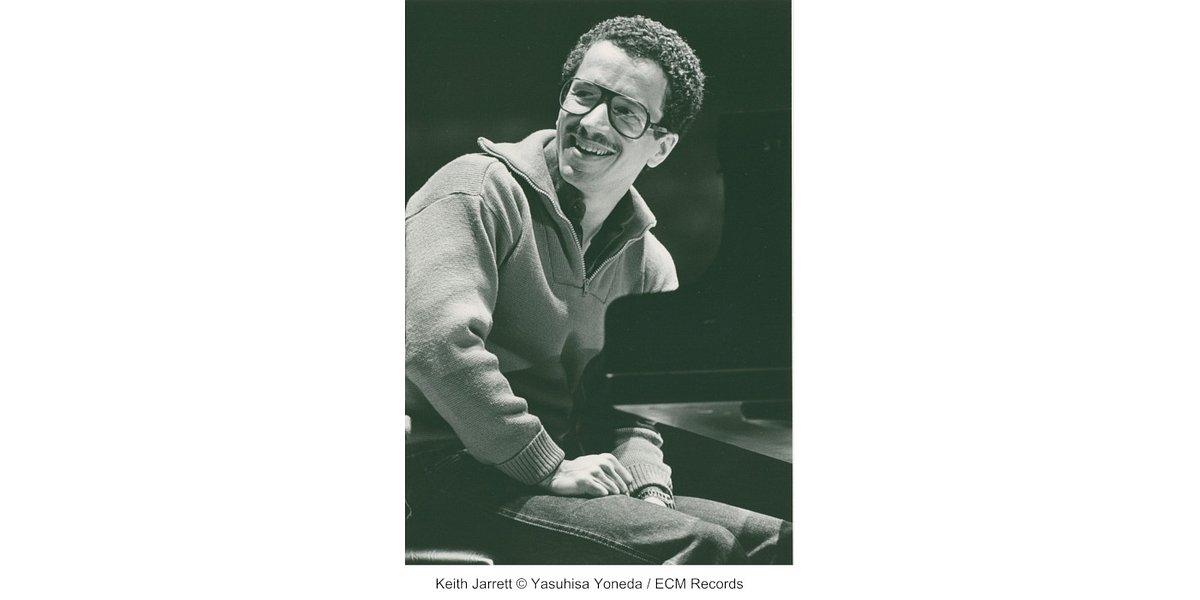 Keith Jarrett gra Jana Sebastiana Bacha
