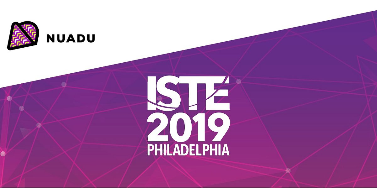Meet our Team at the ISTE EdTech Conference