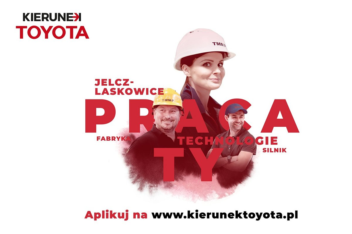 Toyota Motor Manufacturing Poland z 24/7Communication