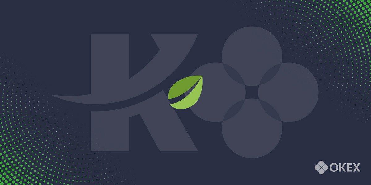 OKEx Native Token OKB and OKLink Stablecoin USDK Listed on Bitfinex