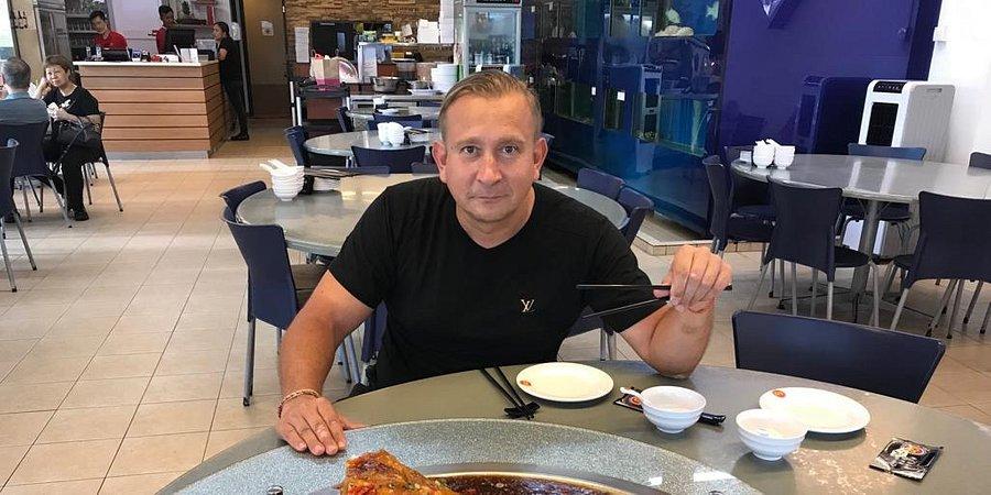 """""""Szokujące potrawy"""" w Singapurze!"""
