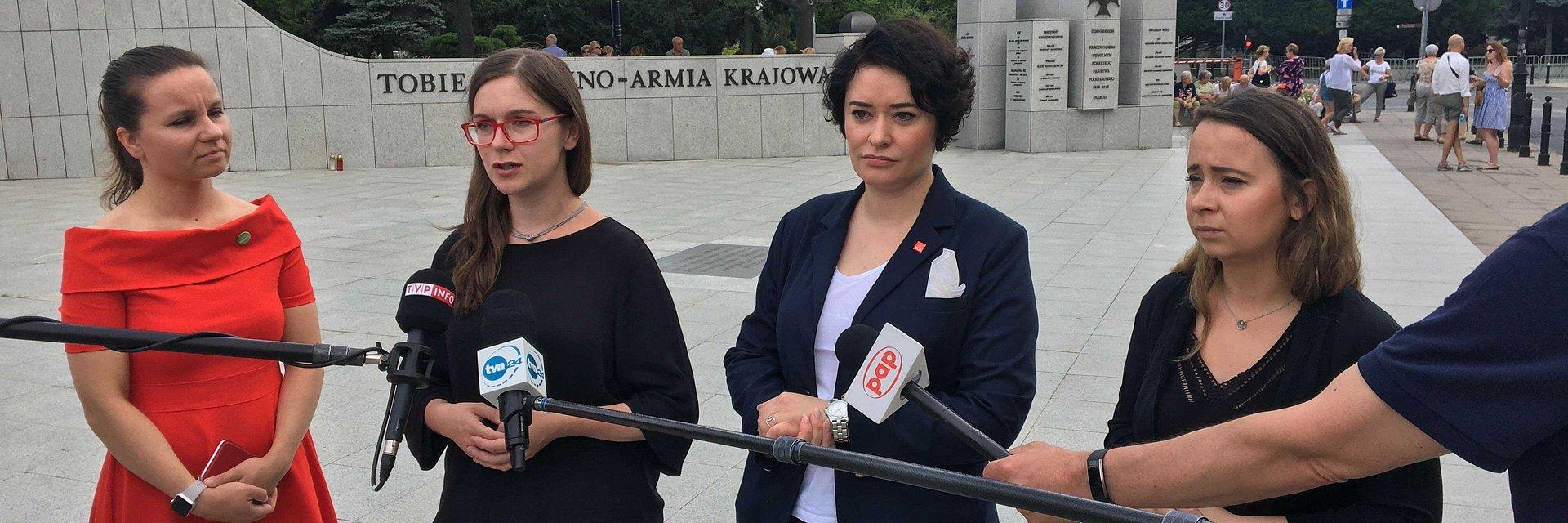 Lewica Razem, SLD i Zieloni: W nowym Sejmie zliberalizujemy ustawę antyaborcyjną