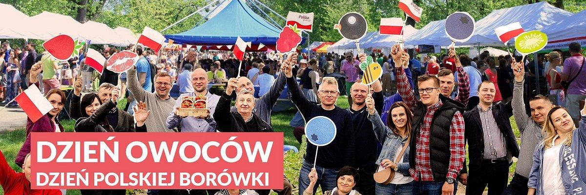 Święto owoców na Targu Śniadaniowym na Mokotowie
