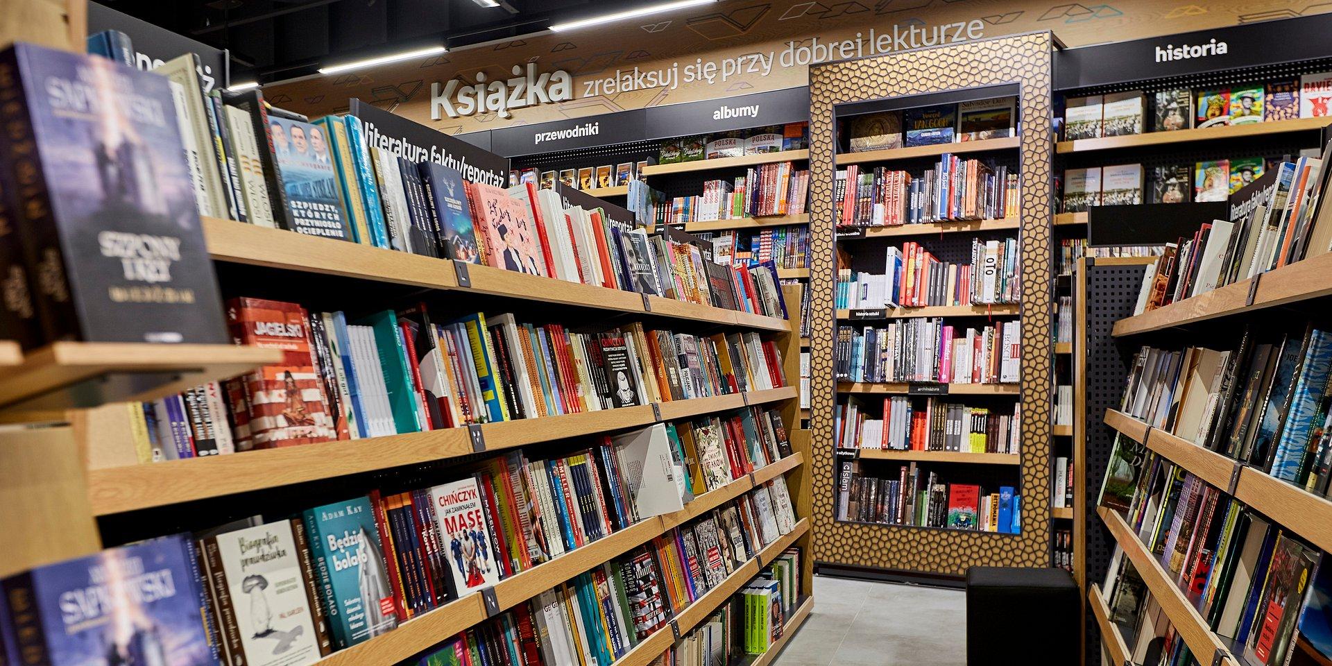 Empik otwiera dziś Future Store w Krakowie