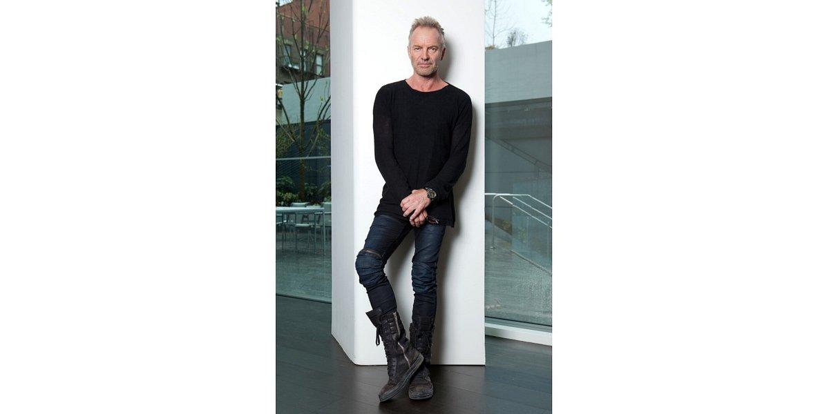 Sting: My Songs – koncert w Polsce