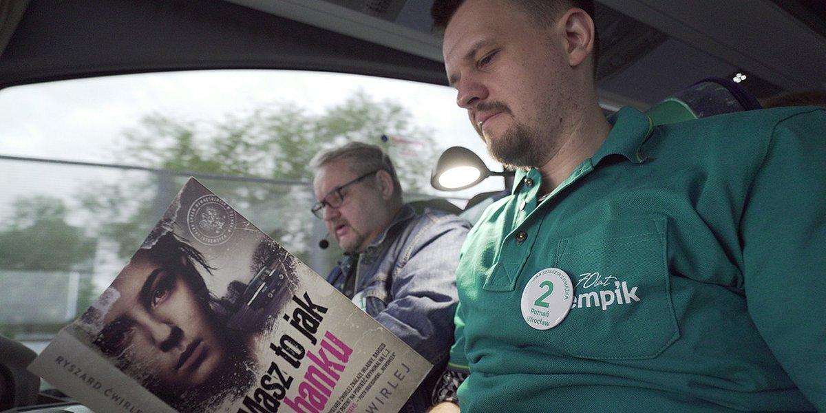 Empik jedzie po rekord Polski w czytaniu książek