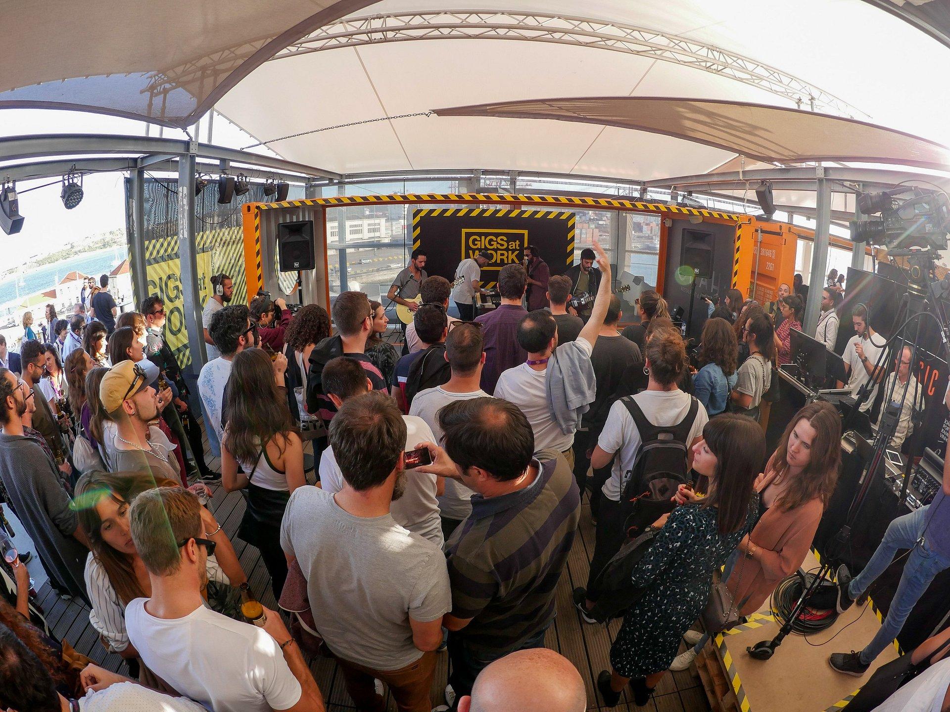 Contagem decrescente: Rock in Rio Innovation Week começa já na próxima semana