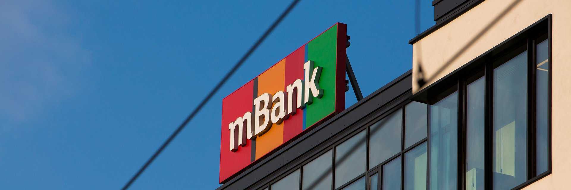 mBank is not involved in the construction of a power plant in Ostrołęka. It supports renewable energy