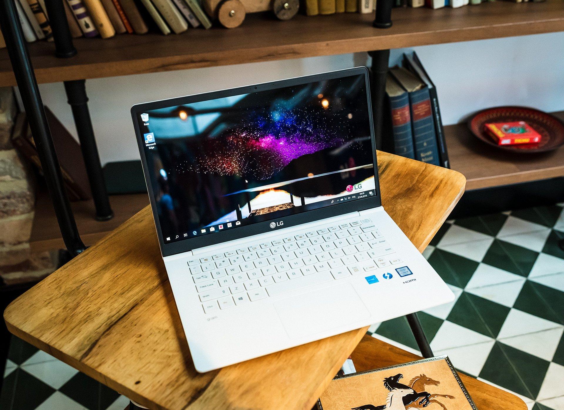 Najlżejszy ultrabook na świecie – LG prezentuje serię LG Gram