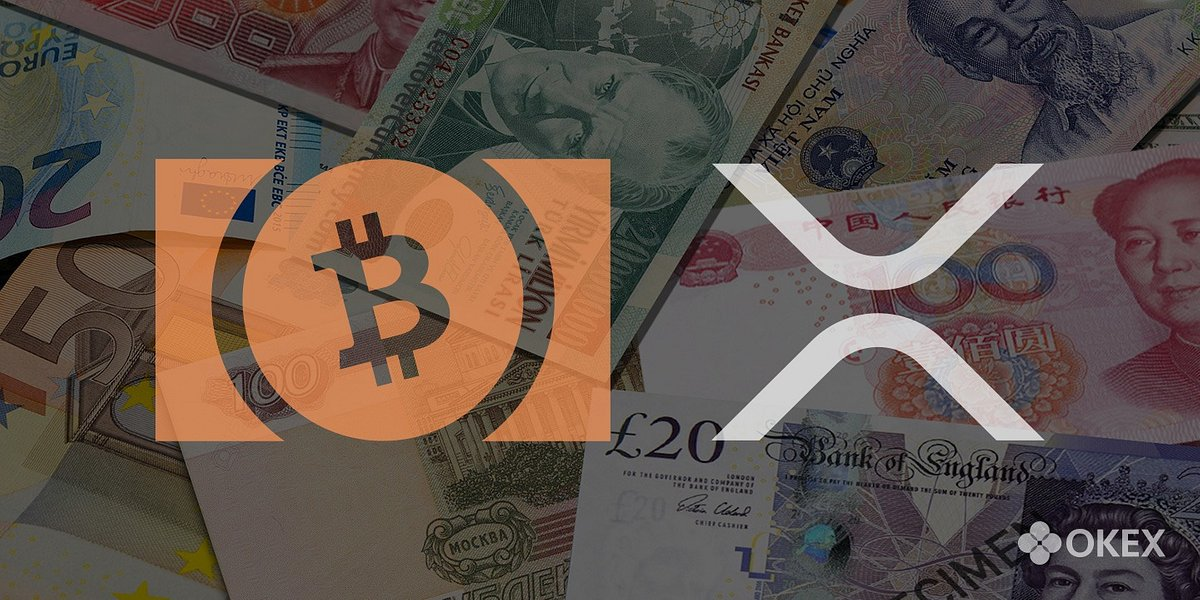 OKEx Launches XRP (XRP) and Bitcoin Cash (BCH) in C2C Market, Delists Others