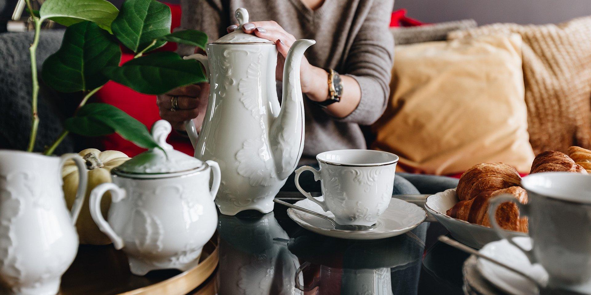 W domu najlepiej – porcelana idealna na rodzinne poranki