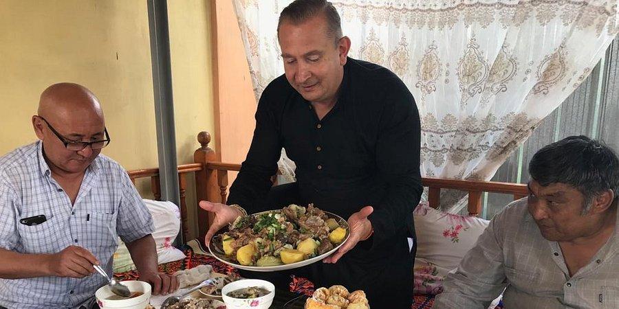 """""""Szokujące potrawy"""" w Kazachstanie"""
