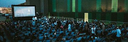 Rusza wakacyjne Kino Letnie w Zielonych Arkadach